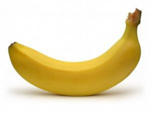 banana-on-white-floor-with-a-pointy-tip_2229578